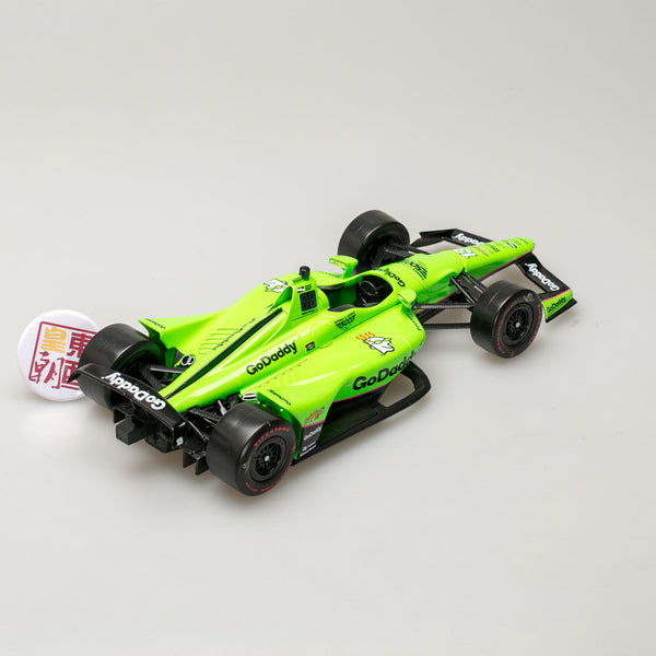 GreenLight 1:18 2018 #13 Danica Patrick / Ed Carpenter Racing, Go Daddy 11044