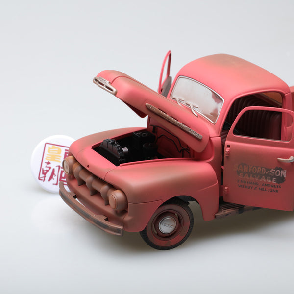 GreenLight 1:18 Sanford and Son (1972-77 TV Series) - 1952 Ford F-1 Truck 12997