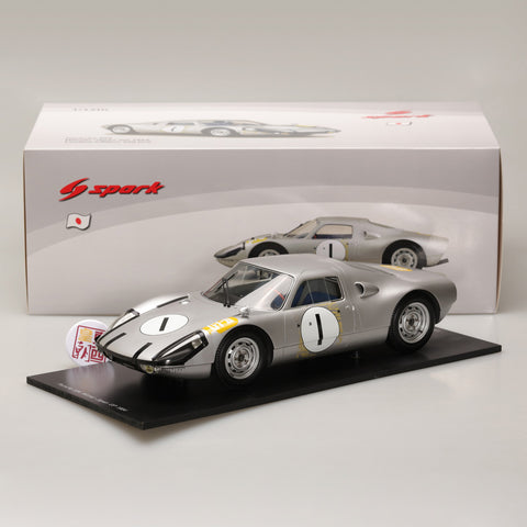 SPARK 1:12 Porsche 904 #1 Winner Japan GP 1964 Limited 100 12SJ001