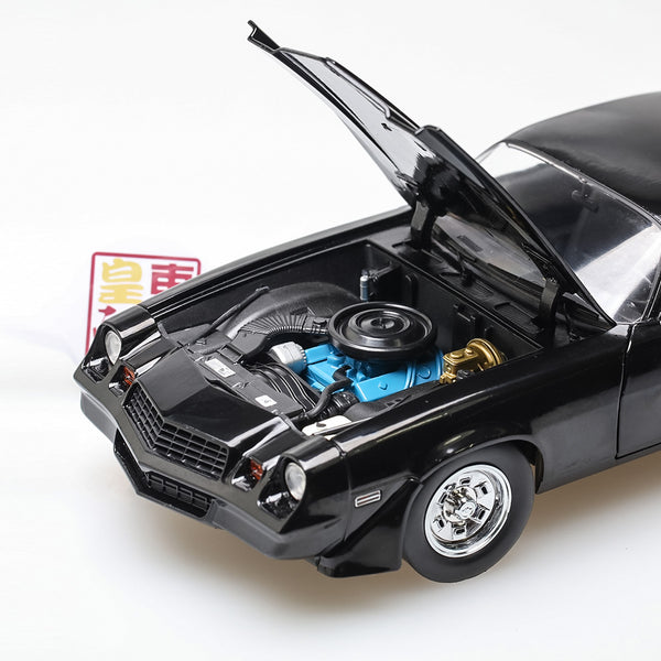 GreenLight 1:18 Beverly Hills Cop II (1987) - 1978 Chevrolet Camaro Z/28 Diecast Model Car 13501