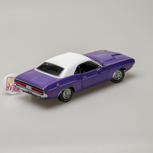 GreenLight 1:18 Graveyard Carz (2012-Current TV Series) - 1970 Dodge Challenger R/T (Season 5 - Chally vs. Chally 13515