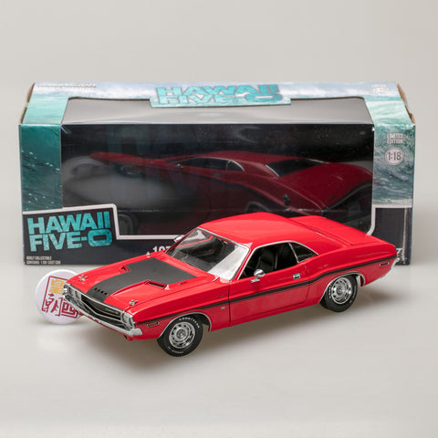 GreenLight 1:18 Hawaii Five-0 (2010-Current TV Series) - 1970 Dodge Challenger R/T 13516