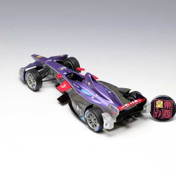GreenLight 1:18 2016-17 FIA Formula E #2 Sam Bird / DS Virgin Racing Diecast Model Car 18106