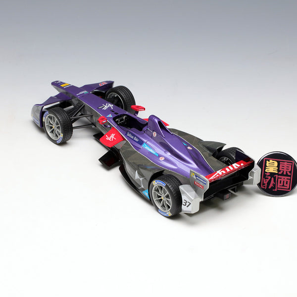 GreenLight  1:18 2016-17 FIA Formula E #37 Jose Maria Lopez / DS Virgin Racing Diecast Model Car 18109