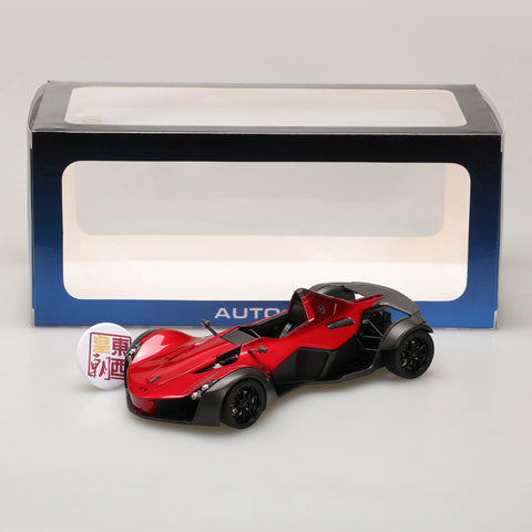 AUTOart 1:18 BAC MONO (METALLIC RED) 18119