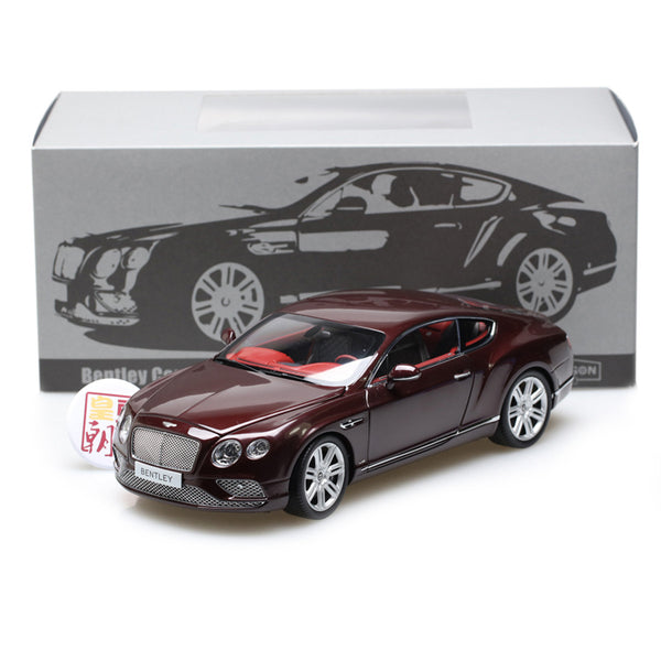 PARAGON 1:18 Bentley Continental GT Coupe 2016 (LHD