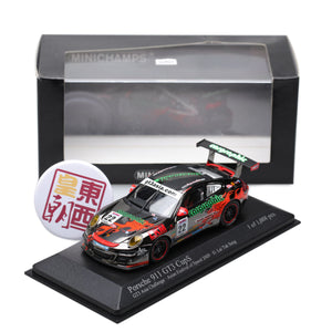MINICHAMPS 1:43 PORSCHE 911 GT3 CUP S - DAVID LAI TAK SENG - GT3 ASIA CHALLENGE - ASIAN FESTIVAL OF SPEED 2009 L.E. 1008 pcs. 400097922