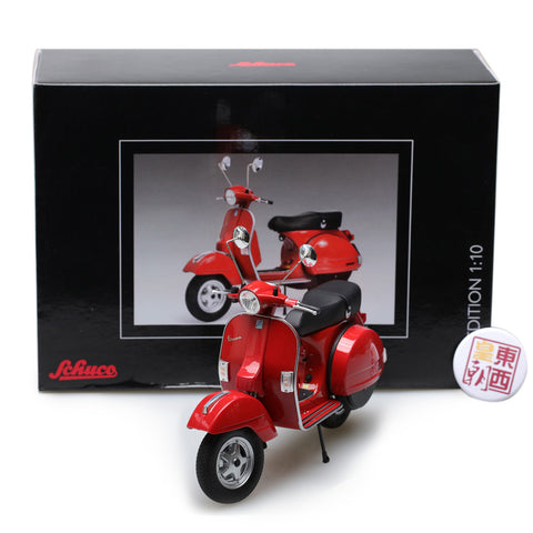 SCHUCO 1:10 Vespa PX 125 red Motorcycle 450667000