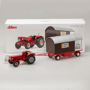 SCHUCO 1:32 Gueldner G75 A with trailer and balcony 450778500