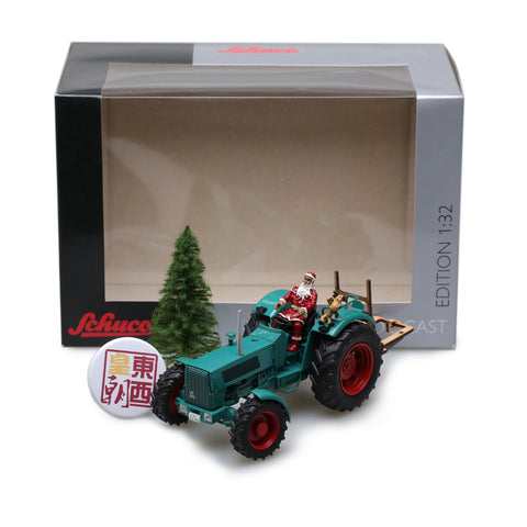 "SCHUCO 1:32 Hanomag Robust 900 ""Christmas 2017"" Tractor 450780200"