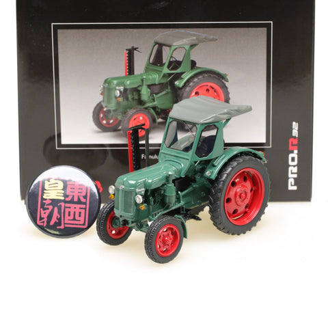 SCHUCO 1:32 Famulus RS 14-36 green Resin Model Tractor 450901700