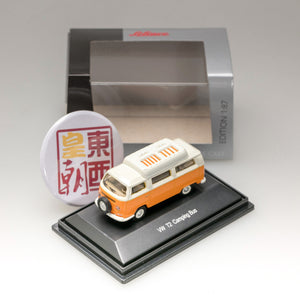 SCHUCO 1:87 VW T2a camping bus 452626900