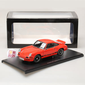 AUTOart 1:18 PORSCHE 911 CARRERA RS 2.7 1973 (ORANGE W/ BLACK STRIPES) 78054