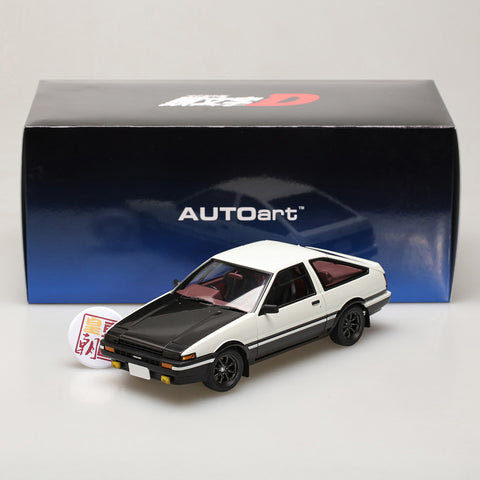 AUTOart 1:18 TOYOTA SPRINTER TRUENO AE86 INITAIL D PROJECT D FINAL VERSION 78799
