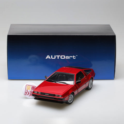 AUTOart 1:18 DELOREAN DMC-12 (RED) 79918