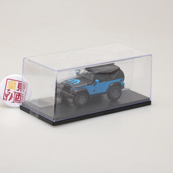 GreenLight 1:43 2010 Jeep Wrangler The General Jeep Wrangler Concept 86092