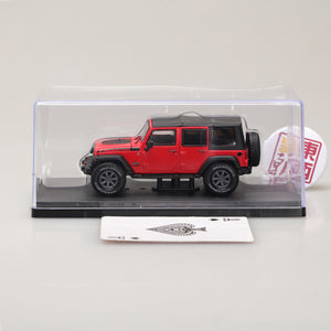 GreenLight 1:43 2017 Jeep Wrangler Unlimited - Rubicon Recon 86093
