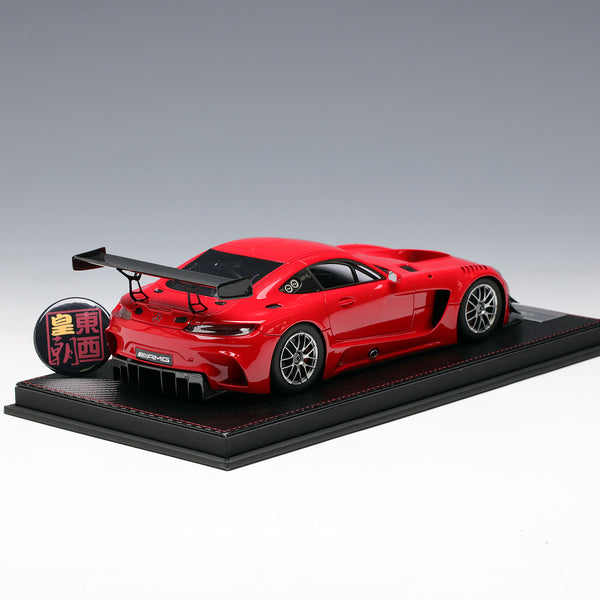 Frontiart AvanStyle 1:18 Mercedes Benz AMG GT3 2016 Red Limited 200 Resin Model Car AS002-06