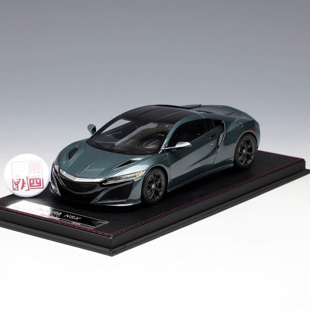 Frontiart AvanStyle 1:18 Honda Acura NSX 2015 Resin Model Car AS005-73