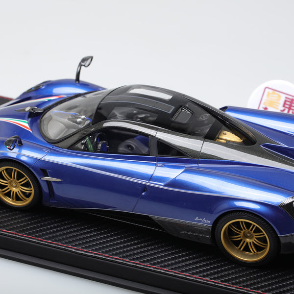 Frontiart AvanStyle 1:18 Pagani Huayra Blue AS016-40