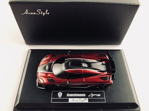 Frontiart AvanStyle 1:87 Koenigsegg Agera RS AS022-112