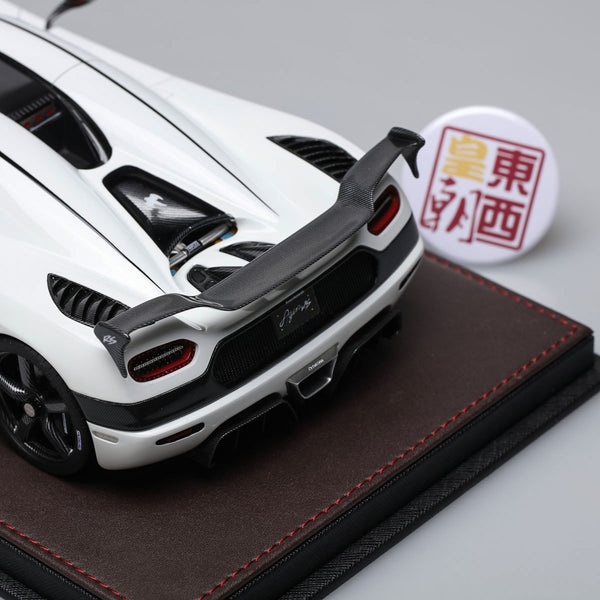 Frontiart 1:18 Koenigsegg Agera RS Limited 200 Resin Model Car F042-02