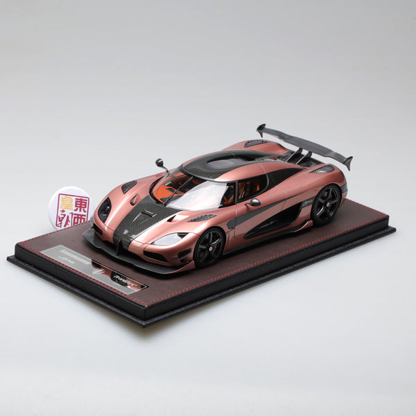 Frontiart 1:18 Koenigsegg Agera RS Taipei gold F050-111