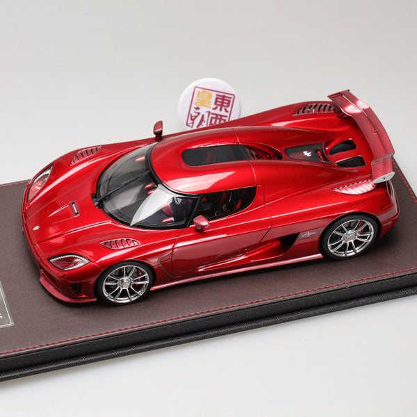 Frontiart 1:18 Koenigsegg Agera R Red F051-77