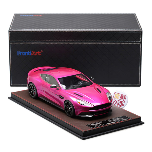 Frontiart 1:18 Aston Martin Vanquish coupe Limited 30 FA008-67