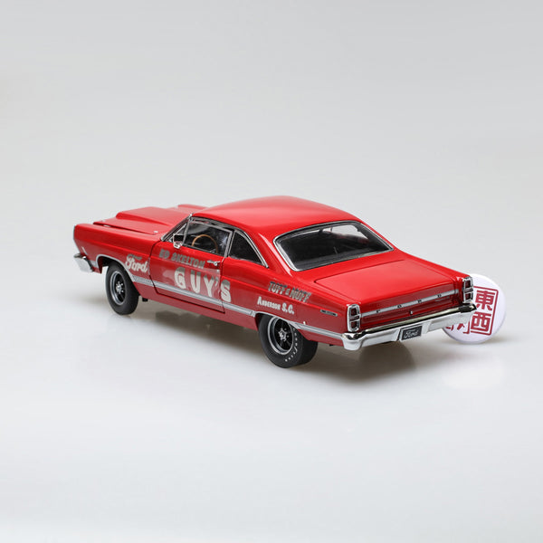 "GMP 1:18 1967 Ford Fairlane 427R Lightweight Ed Skelton's ""TUFF e NUFF"" Diecast Model Car GMP-18846"