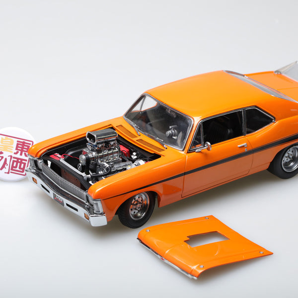 "GMP 1:18 1968 Chevrolet Nova ""1320 Drag Kings"" Car GMP-18873"