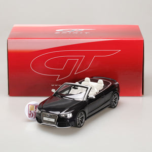 GT Spirit 1:18 AUDI RS5 CONVERTIBLE GT093