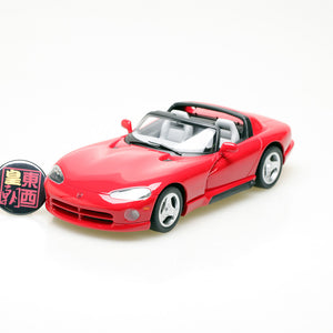 GT Spirit 1:18 Dodge Viper RT/10 Phase SR Roadster Red Resin Model Car GT156