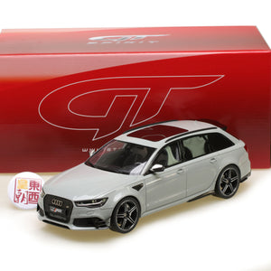 GT Spirit 1:18 Audi RS6 ABT Tuning Resin Model Car GT158