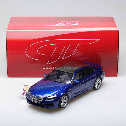 GT Spirit 1:18 BMW M6 GRAN COUPE GT184