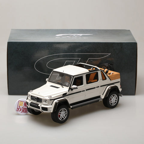 GT Spirit 1:18 Mercedes Benz Maybach G650 Landaulet KJ022