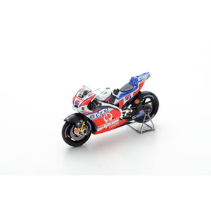 SPARK 1:43 Ducati GP16 #45 - OCTO Pramac Racing 7th GP of Qatar 2017 Scott Redding M43038
