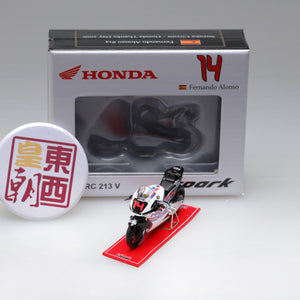 SPARK 1:43 HONDA RC213V #14 Motegi 2016- Honda Racing Thanks Day- Fernando Alonso M43050