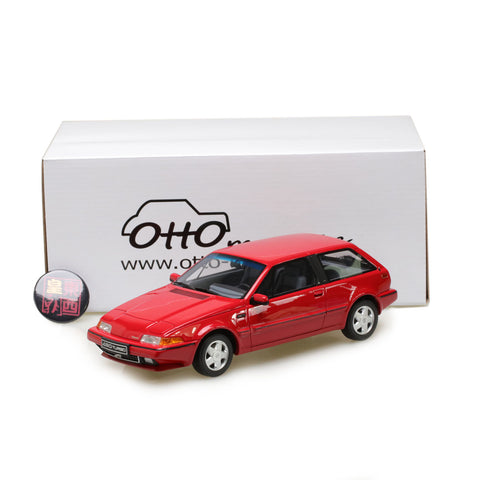 OTTO 1:18 Volvo 480 Turbo Red 1989 Resin Model Car OT228