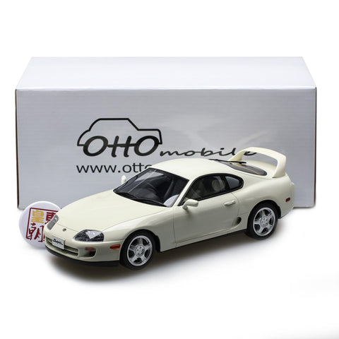 OTTO 1:18 Toyota Supra Mk4 Resin Model Car OT236