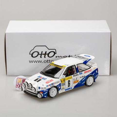 OTTO 1:18 Ford Escort RS Cosworth 4X4 #6 Gr.A OT534