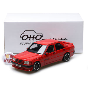 OTTO 1:18 Mercedes Benz W201 Brabus 190E 3.6S Resin Model Car OT674