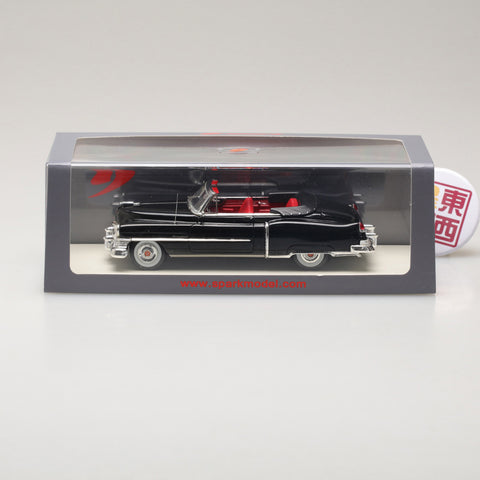 SPARK 1:43 Cadillac Series 61 Convertible 1950 Black S2922