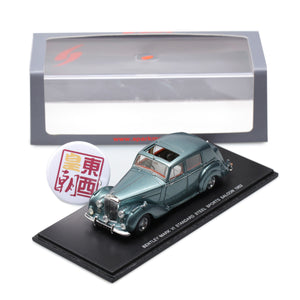 SPARK 1:43 Bentley Mark Vi Standard Steel Sports Saloon 1952 S3802