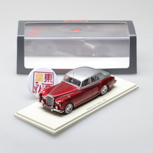 SPARK 1:43 Bentley Continental S3 1962 S3820