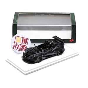 SPARK 1:43 Lotus 3-Eleven Road 2017 Black Resin Model Car S4897