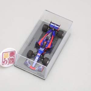 SPARK 1:43 Toro Rosso Renault STR12 #39 Hartley GP United States 2017 S5052