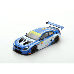 SPARK 1:43 BMW M6 GT3 #91 - FIST Team AAI FIA GT World Cup Macau 2017 Marco Wittmann Limited 300 SA145