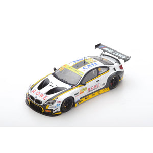 SPARK 1:43 BMW M6 GT3 #99 - ROWE Racing FIA GT World Cup Macau 2017 Tom Blomqvist Limited 300 SA148