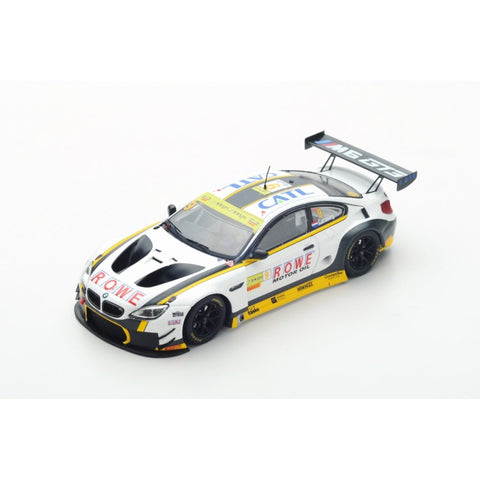 SPARK 1:43 BMW M6 GT3 #9 - Rowe Racing FIA GT World Cup Macau 2016 SA149